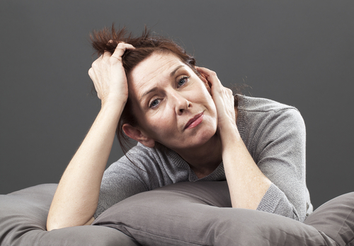 Perimenopause, menopause, mood swings and anger – my story