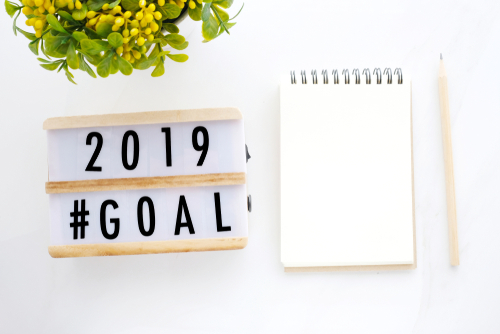 Did you make New Year resolutions for 2019?
